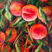 Sun Ripened Peaches
